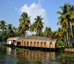 Magical Golden Triangle with Panoramic Kerala Tour