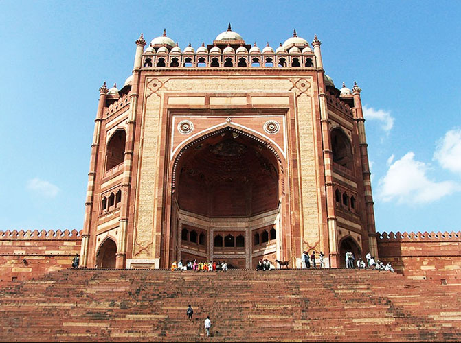 Taj Mahal Overnight Tour Package