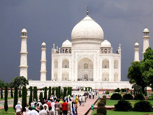 Golden Triangle With Implausible North India Tour