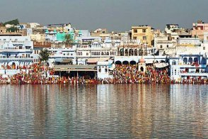 Golden Triangle Tour with Ajmer, Pushkar and Udaipur