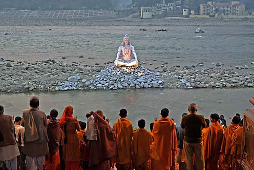 Golden Triangle with Haridwar & Rishikesh Tour