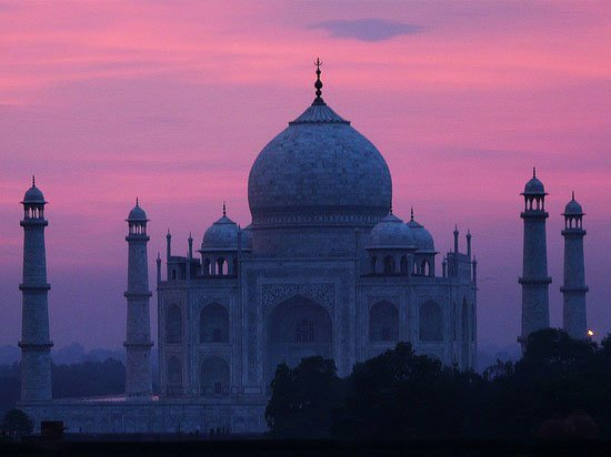 Taj Mahal Overnight Tour